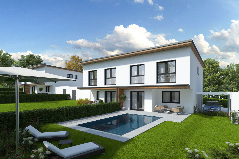 Projekt Engerwitzdorf: Verkaufsstart - Living Invest